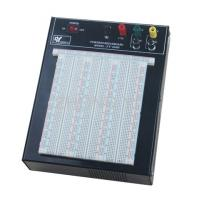 China Colored Coordinates Solder Powered Breadboard with 5 Distribution Strips wholesale