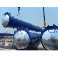 China 2MX31M AAC Pressure Vessel Autoclave with high pressure and temperature wholesale