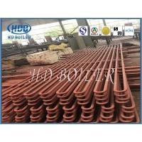 China Heater Exchange Parts Carbon Steel Finned Pipe With Painted Surface Treat wholesale