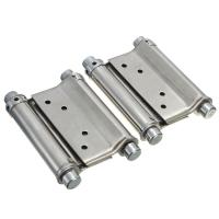 China Stainless Steel 201  Double Action Spring Hinge wholesale