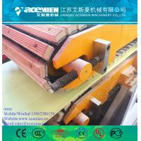 China 300mm laminated pvc wall panel/board making machine/production/extrusion line wholesale