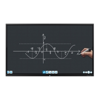 China I3 4th Teaching LCD Interactive Whiteboard 1895.04×1065.96mm 5000:1 wholesale