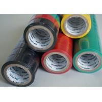 China Green / Red / Black Single Side Adhesive Insulation Tape for Cables and Wires wholesale