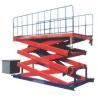 China SJG 0.9 900 kg Hydraulic Lift Platform Aerial Working Platform wholesale