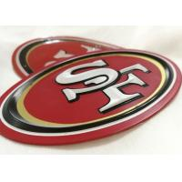 China Colorfull Tpu Logo 3D Rubber Patches Custom Pvc Labels For Basketball Wear wholesale