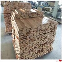 China Poplar Made Drawer Sides Material Length 300 - 2500mm Long Service Life wholesale