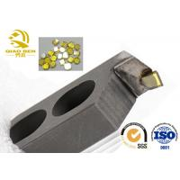 Buy cheap High Precision Pcd Diamond Cutting Tools CNC Process 0.8um Graininess End Mill from wholesalers