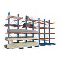 China Heavy duty warehouse steel cantilever racking for pipe storage for sale wholesale
