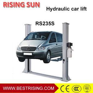China Floor plate design 2 post car lift for car workshop wholesale