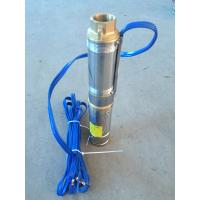China Seawater Desalination DC Solar Water Pump Environment Protection Easy Operation wholesale