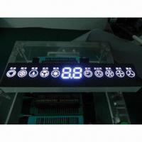 China LED Panel Display, Various Colors are Available, Design for Appliance wholesale