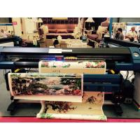 China Epson Two Dx7 Print Head Large Format Uv Printer , Low Noise wholesale