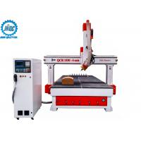 China 4 Axis 3d Wood Sculpture CNC Wood Router Machine 1530 with Automatic Tool Changer on sale