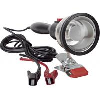 China Portable DC12V 35W Working Light With Halogen Bulb / Two Battery Clips wholesale