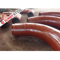 China Ceramic Lining Pipe and Elbow wholesale
