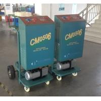 China CM05 Large wheels R12 R22 recovery equipment for production line wholesale