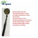 China Sinpure OEM  Stainless Steel 304 Telescopic mirror for car repair wholesale