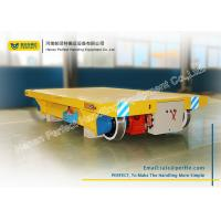 China Heavy Material Wagon Motorised Rail Trolley Customized Color High Efficiency wholesale