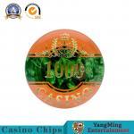 China Professional Customized Casino Poker Chip Set 760pcs Round And Square wholesale