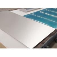 China 1070 H18 Zinc Production Aluminum Sheet For Cathode Plate , Thickness 4-7mm wholesale