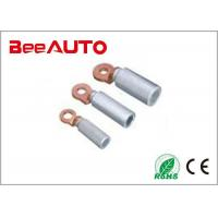 China Aluminium & Copper Tinned Copper Cable Lugs , Copper Cable Lugs 87mm  - 120mm wholesale