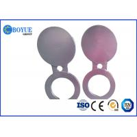 China Industrial Figure 8 Blind Flange Size 8 Inch ASME B16.48 Hastelloy B3 Forged on sale