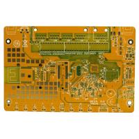 Buy cheap Fine Pitch ENIG Custom PCB Boards 4 Layer High Density For Wireless Router from wholesalers