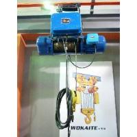 Buy cheap 1ton Electric Wire Rope Hoist / Electric Block (CD-01) from wholesalers