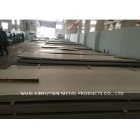 China ASTM A240 304 Stainless Steel Sheet Different Finish Surface Seaworthy Package wholesale
