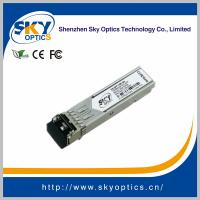 China 1000BASE SFP Cisco GLC-SX-MM Compatible 1000BASE-SX SFP 850nm 550m DOM Transceiver on sale