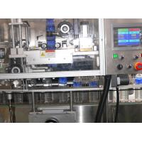 China Automatic Double Head 3kw Sticker Labeling Machine for 30mm 250mm Label Height wholesale