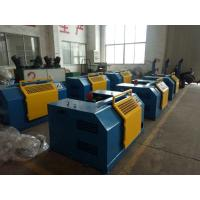 Buy cheap Ø3mm - Ø-1.5mm Bright Steel Wire Drawing Machine , Acid - Free Green Wire Pulling Machine from wholesalers