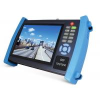 China HD Multi-functional CCTV Tester 7 Inch With IP Address Search wholesale