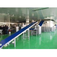 Quality Complete Puff Pastry Making Machine With Tunnel Oven For Turnkey Project for sale