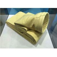 FMS Hepa Air Filter Bag Dust Collector Bag For Industry 132mm * 5200mm