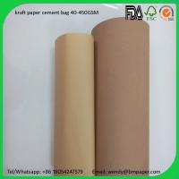 China BMPAPER Good grade paperboard/kraft liner in china/kraft paper  for cement bags on sale