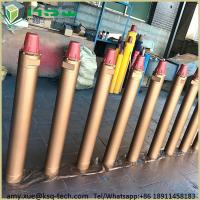 China Golden High Air Pressure Downhole Hammer For Water Well Deep Hole Drilling wholesale