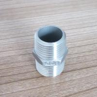 China 1 Inch - 48 Inch Threaded Socket Weld Fittings Swage Nipple ASTM A815 UNS S32750 on sale
