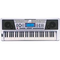 China 136 Timbre Tune Electronic Keyboard Piano 61 Key With 128 Rhythms wholesale