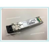 China Cisco  10GBASE-LR SFP+ SFP-10G-LR 1310nm 10km DOM Optical Transceiver Module on sale