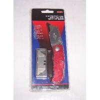 China Mini Foldig Lock Knife Big Size+5 PC Blade wholesale