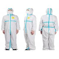 China Laboratory Disposable Protective Coverall Clinic Lab Food Service Use Industry wholesale