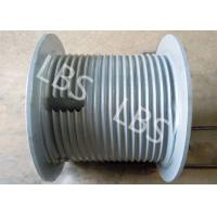 China Alloy Steel Lebus Grooved Drum For Oil Drilling Rig Capstan wholesale