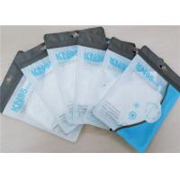 China FDA Approved Disposable 3D KN95 Face Mask , Anti Pollution Face Mask Ultra Soft wholesale