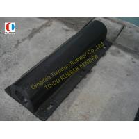 China Industrial Injected Boat Rubber Fender 300H x 1500L For Marine , D Type on sale