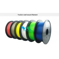 China High-tier YouSu 3D Printer ABS Filament Colorful 1.75mm With High Strength wholesale