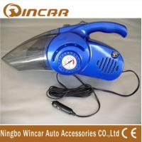 China High Performance 2 in 1 Mini Car Vacuum Cleaner with Air Compressor wholesale