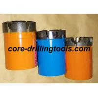 China Synthetic 3 Inch Diamond Core Drill Bits , Mining Drilling Bits 12mm 14mm wholesale