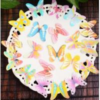 China Edible cake toppers made in Wafer paper, edible ink, cake decoration,printable edible paper wholesale