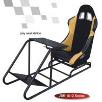 China Play Station WIth Seat Sport Racing Sears Simulator Cockpit Gaming Chair-JBR1012 wholesale